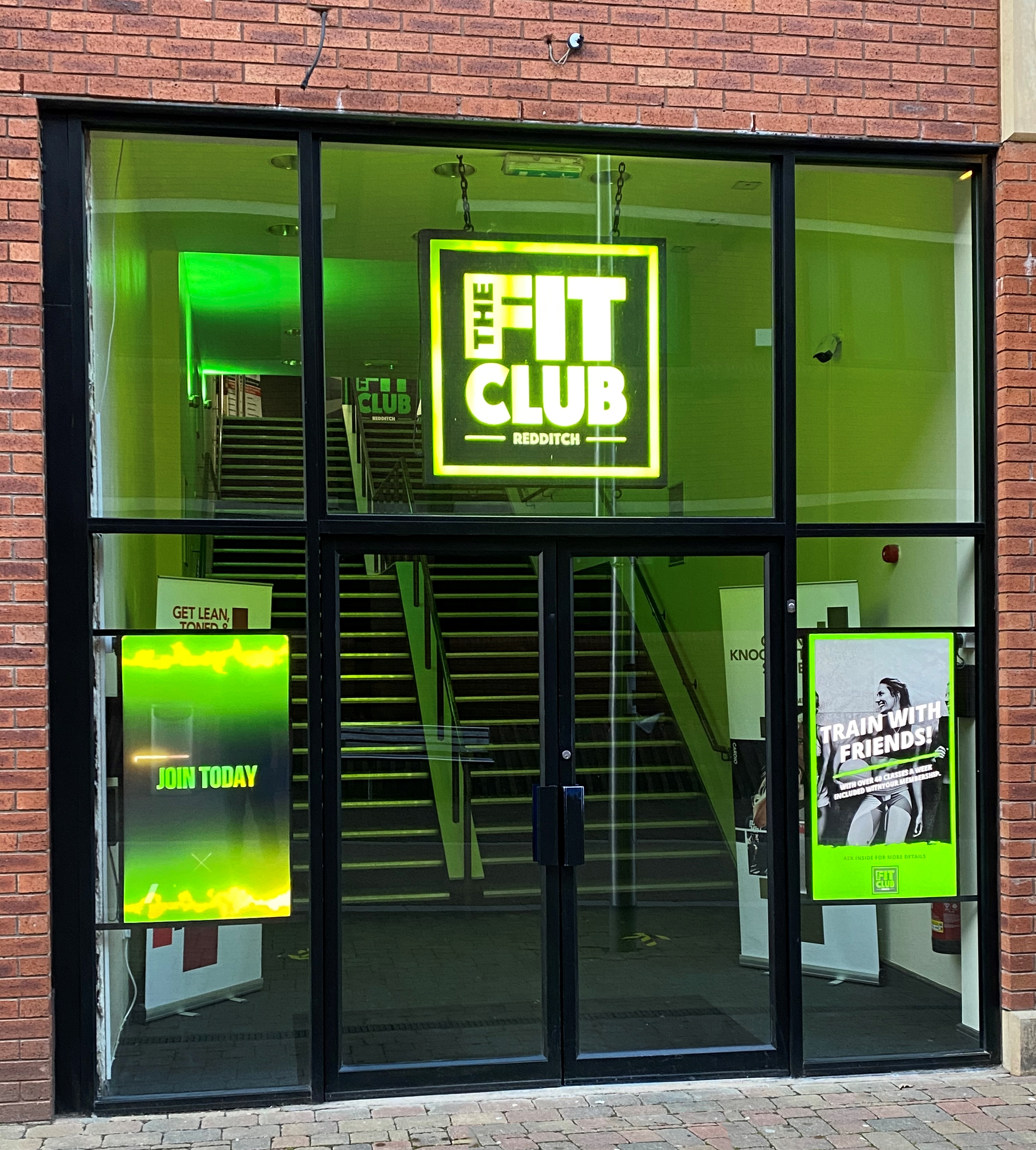 The Fit Club Redditch Front (cropped)